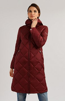 Пальто женское B19-11009