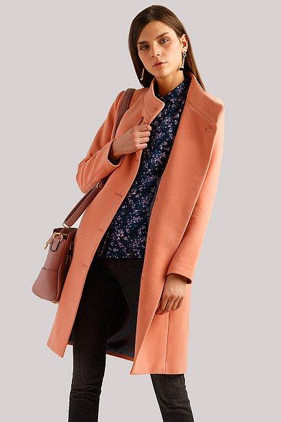 Пальто женское, Модель B19-11085, Фото №1