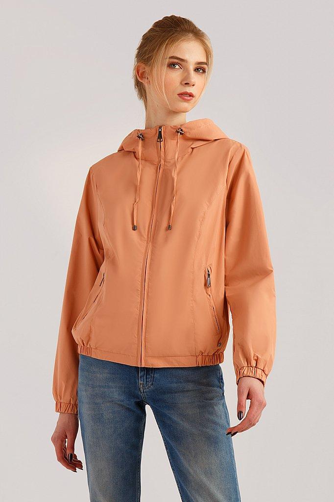 Куртка женская, Модель B19-11014, Фото №1