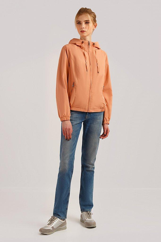 Куртка женская, Модель B19-11014, Фото №2
