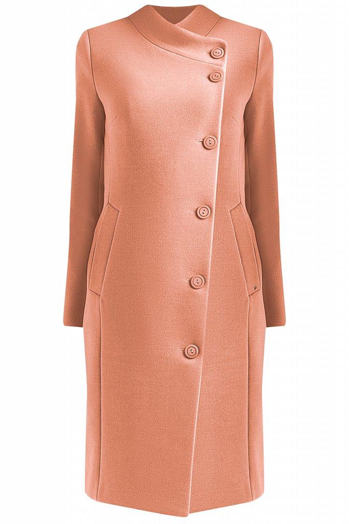 Пальто женское, Модель B19-11085, Фото №7