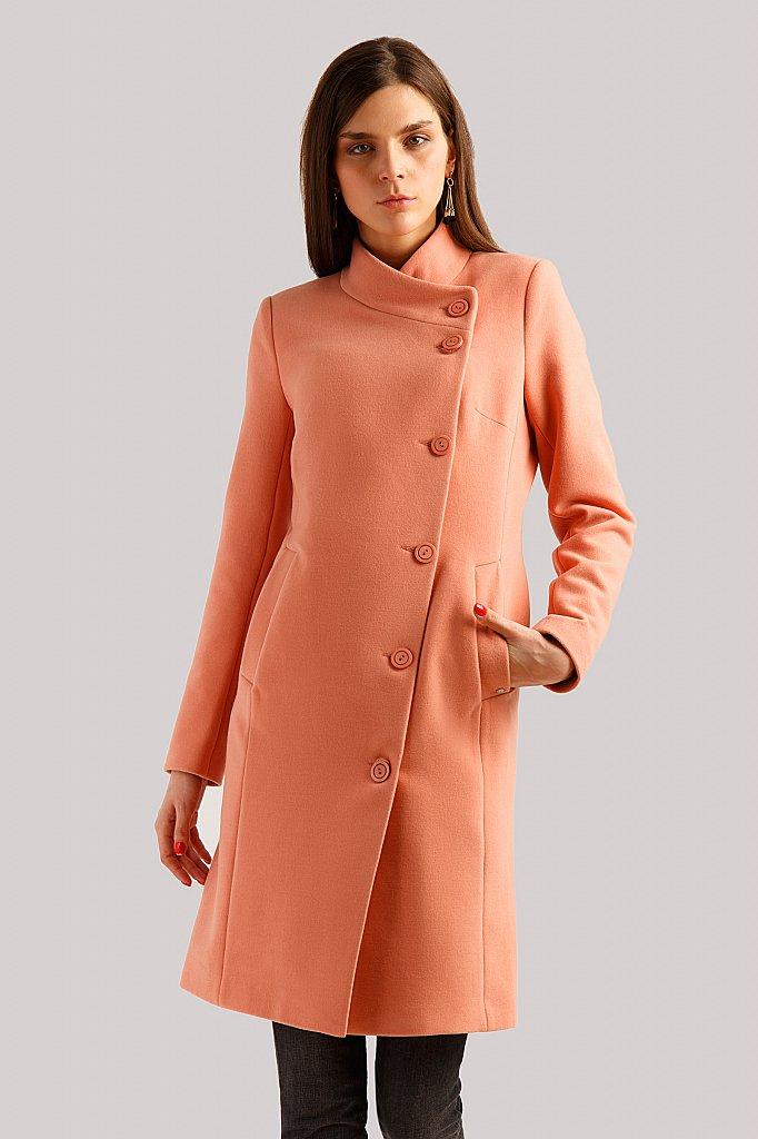 Пальто женское, Модель B19-11085, Фото №3