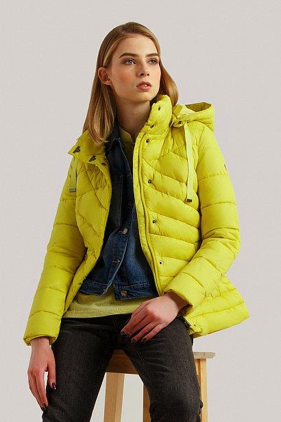 Куртка женская, Модель B19-12017, Фото №1