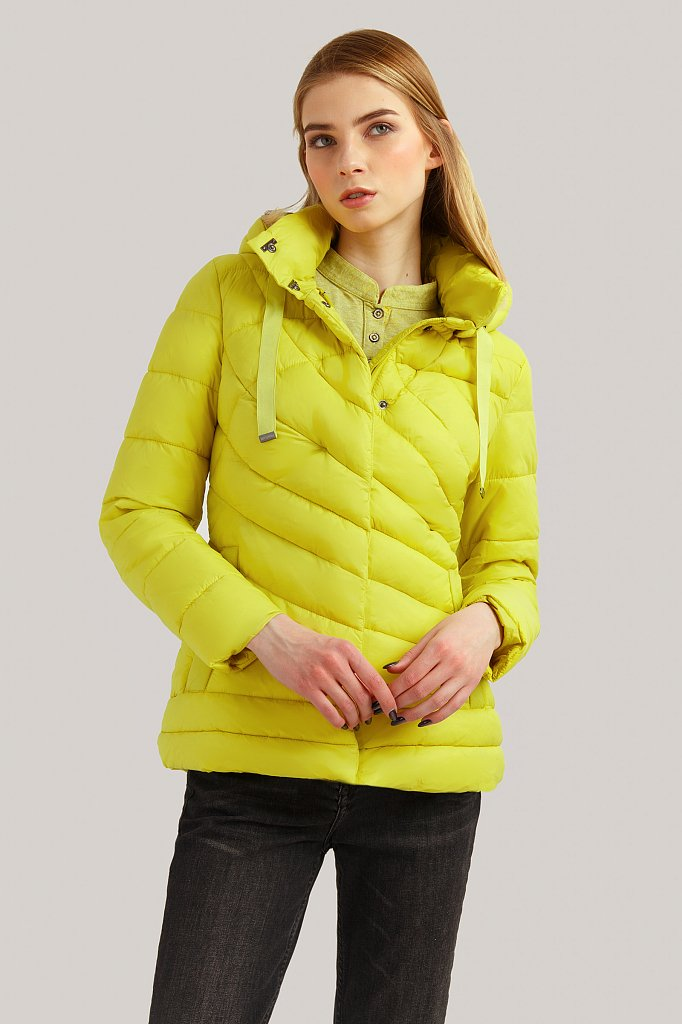 Куртка женская, Модель B19-12017, Фото №3