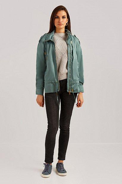 Куртка женская, Модель B19-12016, Фото №2