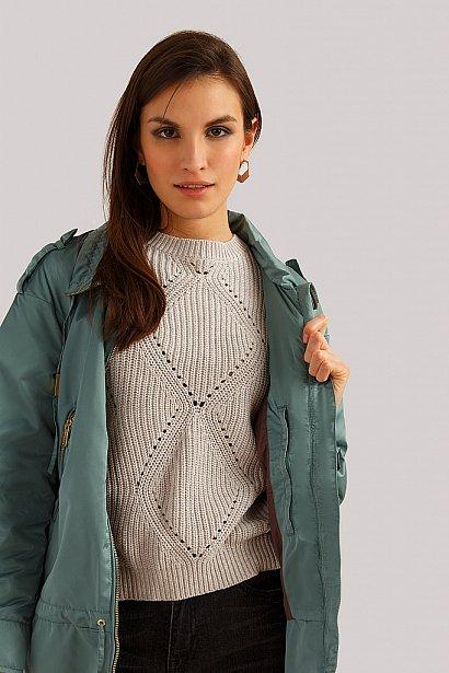 Куртка женская, Модель B19-12016, Фото №5