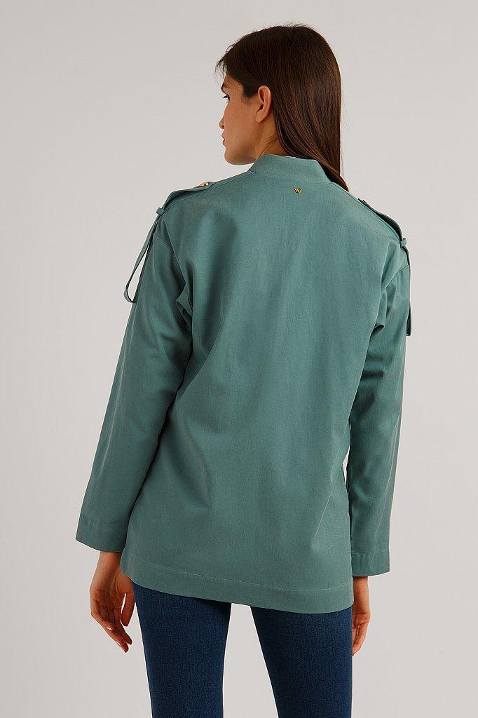 Куртка женская, Модель B19-12024, Фото №4