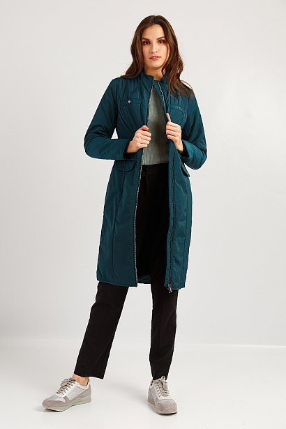 Пальто женское, Модель B19-12090, Фото №2