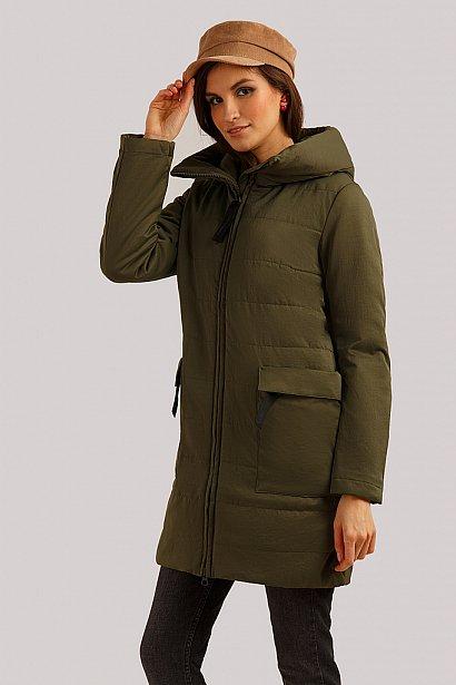 Полупальто женское, Модель B19-32017, Фото №3