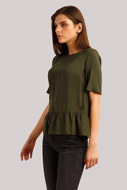 Блузка женская, Модель B19-32075, Фото №3