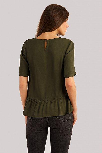 Блузка женская, Модель B19-32075, Фото №4