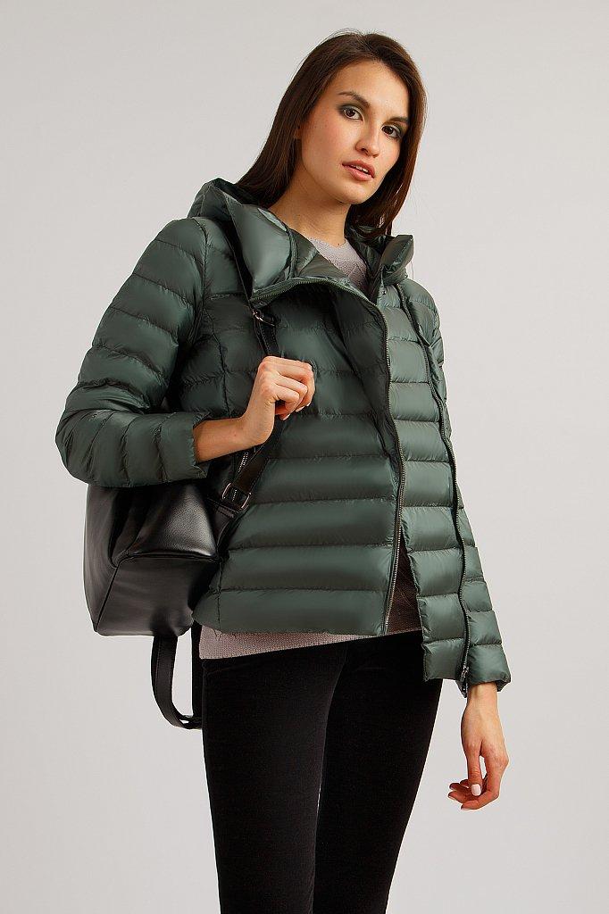 Куртка женская, Модель B19-11008, Фото №1
