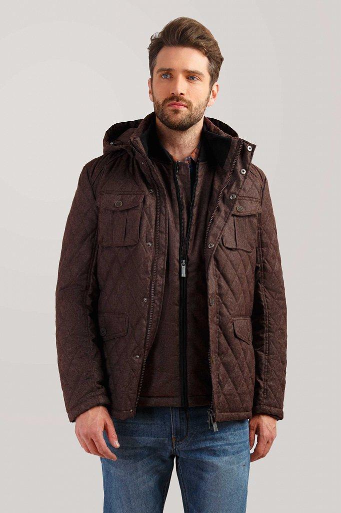 Куртка мужская, Модель B19-22013, Фото №1