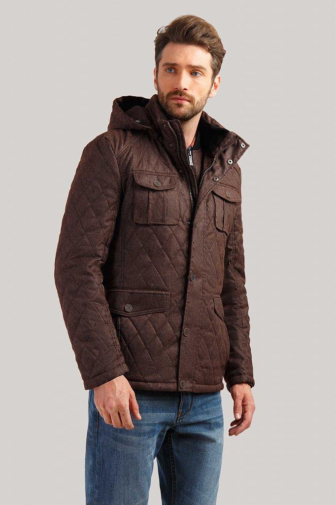 Куртка мужская, Модель B19-22013, Фото №3