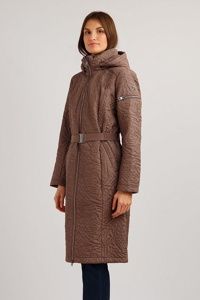 Пальто женское, Модель B19-12010, Фото №3