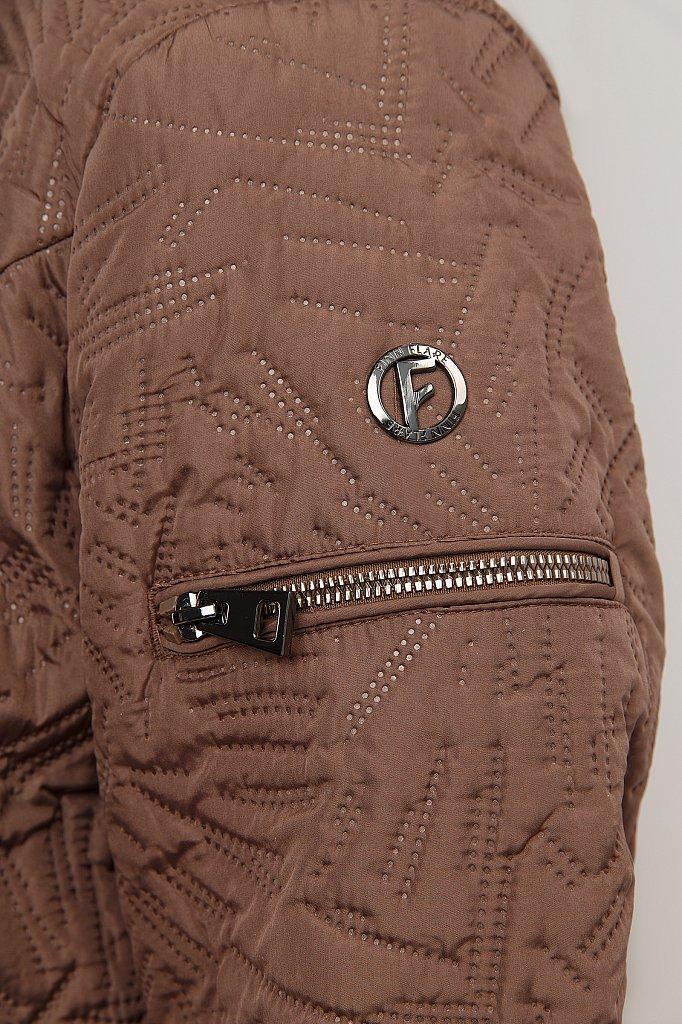 Пальто женское, Модель B19-12010, Фото №5
