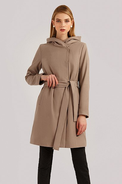 Пальто женское, Модель B19-11006, Фото №1