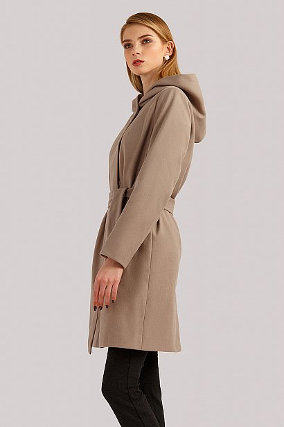 Пальто женское, Модель B19-11006, Фото №3