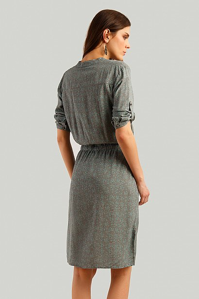 Платье женское, Модель B19-110108, Фото №4