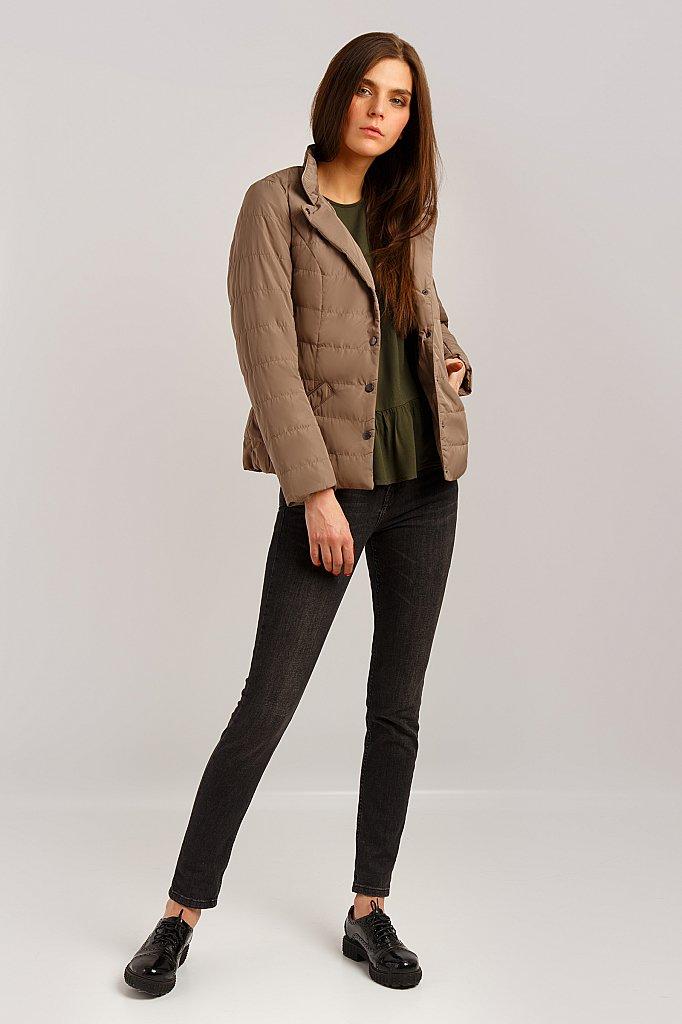 Куртка женская, Модель B19-11018, Фото №2