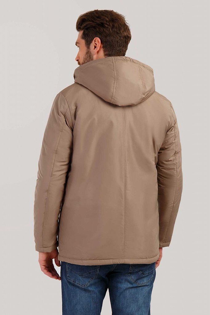Куртка мужская, Модель B19-21013, Фото №4