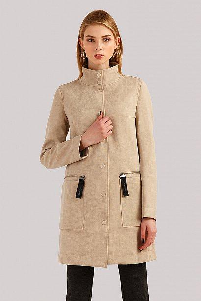 Пальто женское, Модель B19-32002, Фото №1
