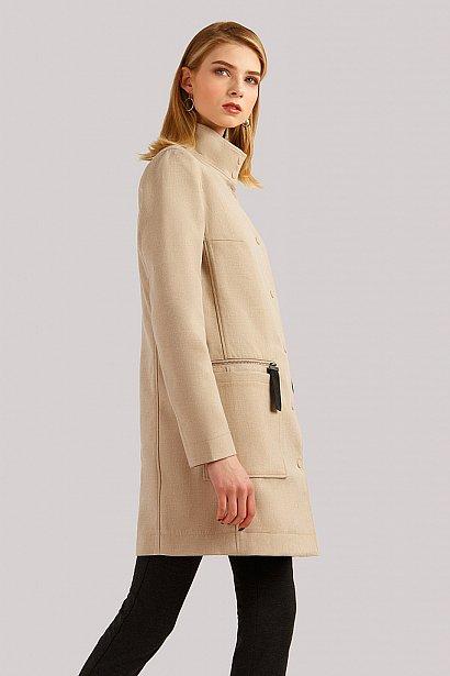 Пальто женское, Модель B19-32002, Фото №3