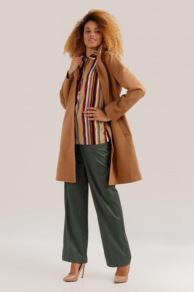 Полупальто женское, Модель B19-11076, Фото №2
