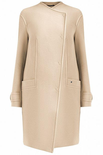 Пальто женское, Модель B19-11089, Фото №7