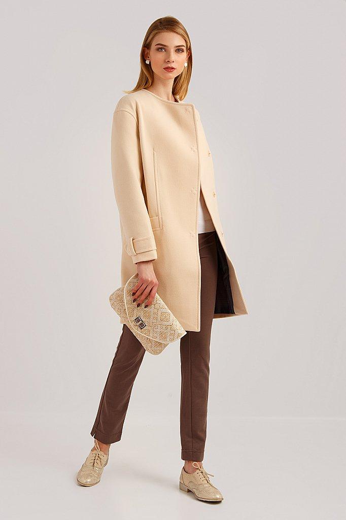 Пальто женское, Модель B19-11089, Фото №2