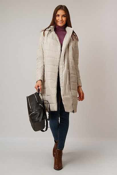 Пальто женское, Модель B19-12006, Фото №2