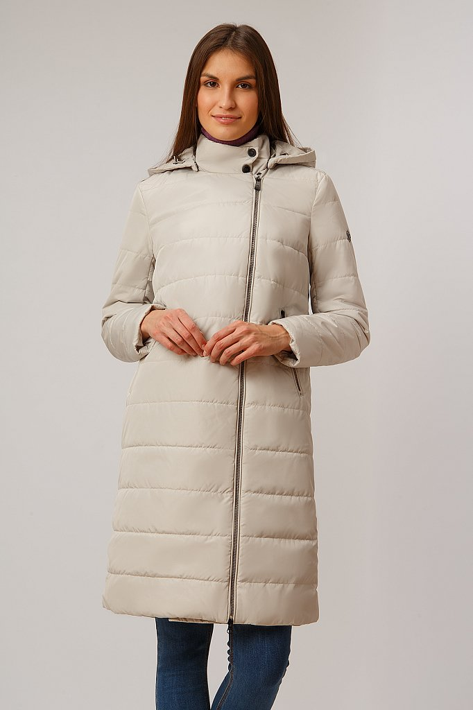 Пальто женское, Модель B19-12006, Фото №1