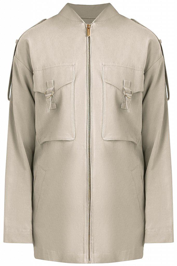 Куртка женская, Модель B19-12024, Фото №5