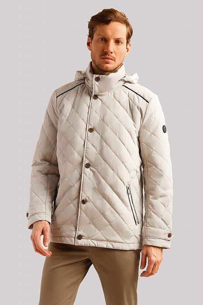 Куртка мужская, Модель B19-21002, Фото №1