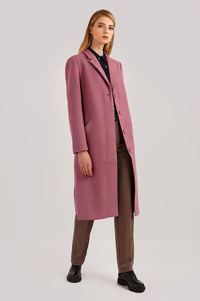 Пальто женское, Модель B19-11086, Фото №2