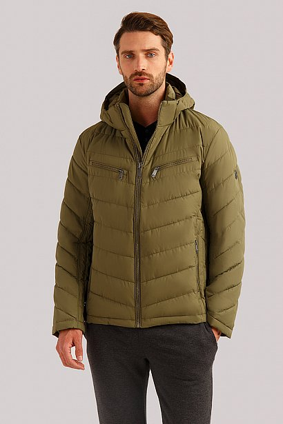Куртка мужская, Модель B19-42004, Фото №1