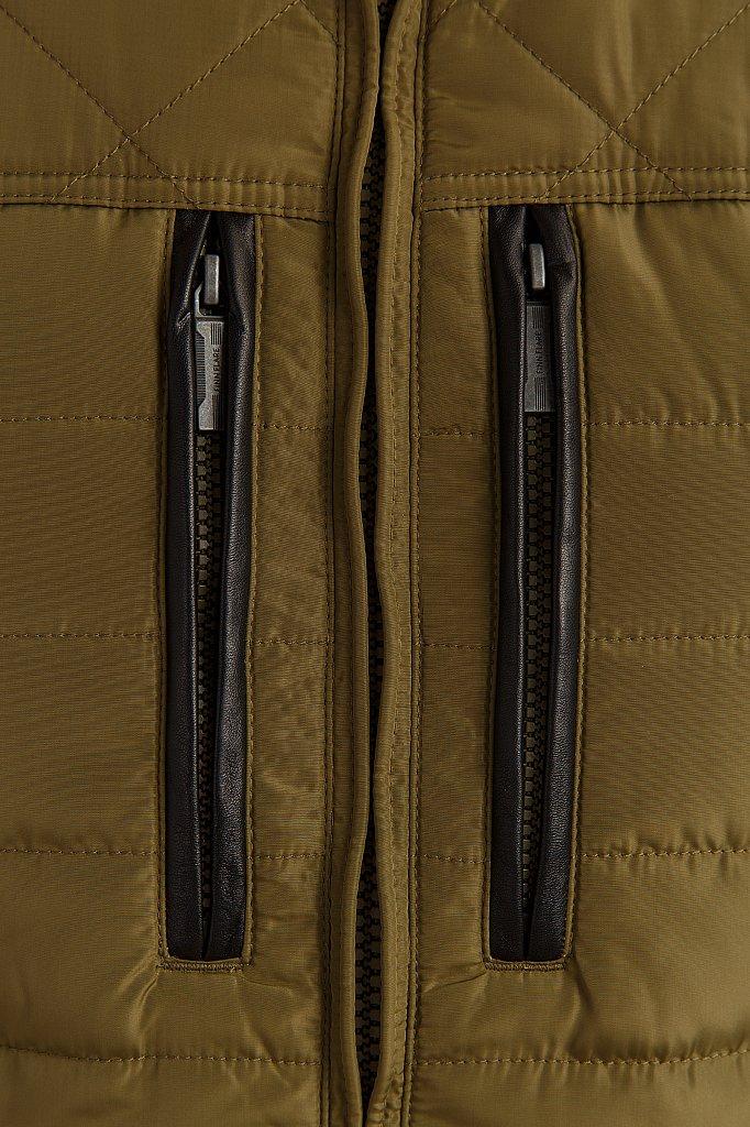 Куртка мужская, Модель B19-22002, Фото №6