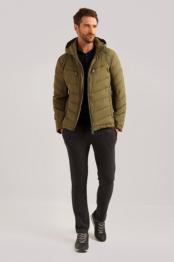 Куртка мужская, Модель B19-42004, Фото №2