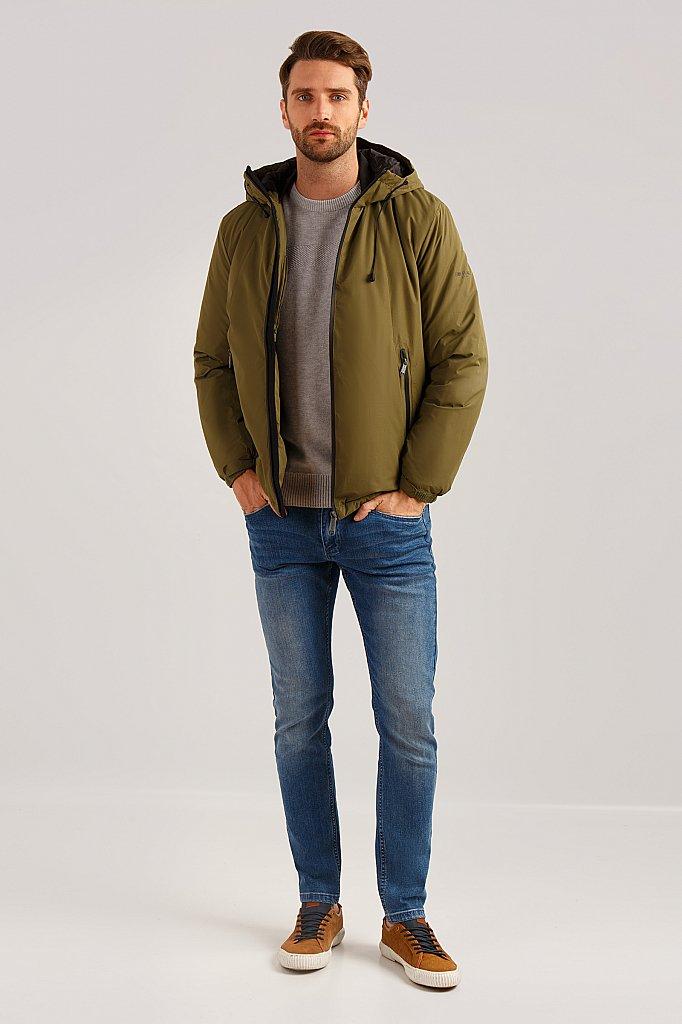Куртка мужская, Модель B19-42022, Фото №2