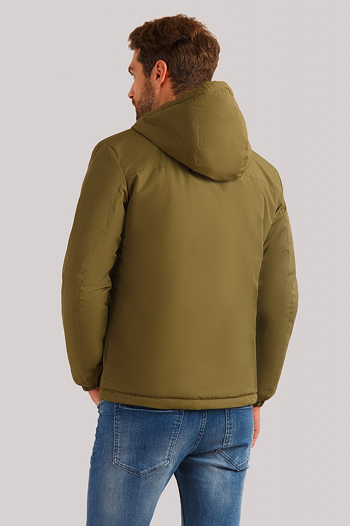Куртка мужская, Модель B19-42022, Фото №4