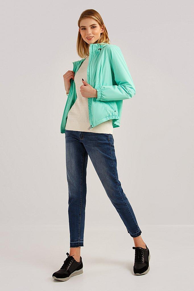 Куртка женская, Модель B19-11014, Фото №4