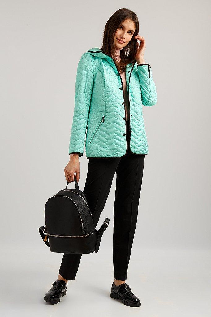 Куртка женская, Модель B19-11021, Фото №2