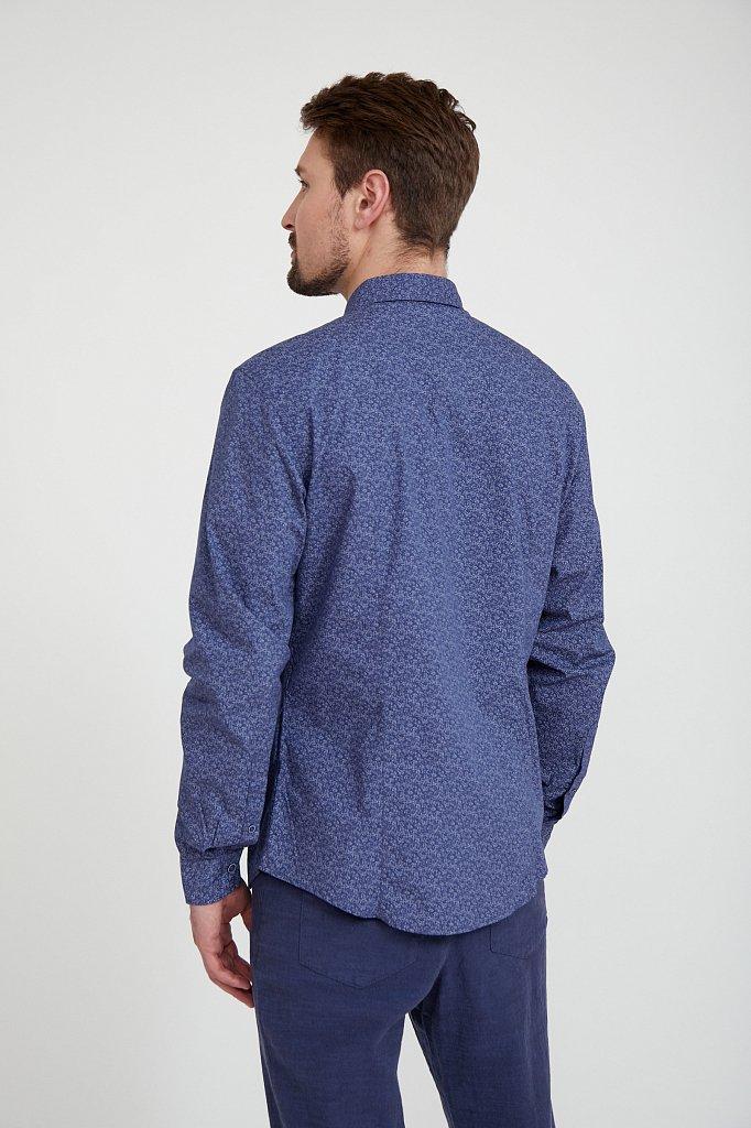 Рубашка мужская, Модель B20-22024, Фото №4