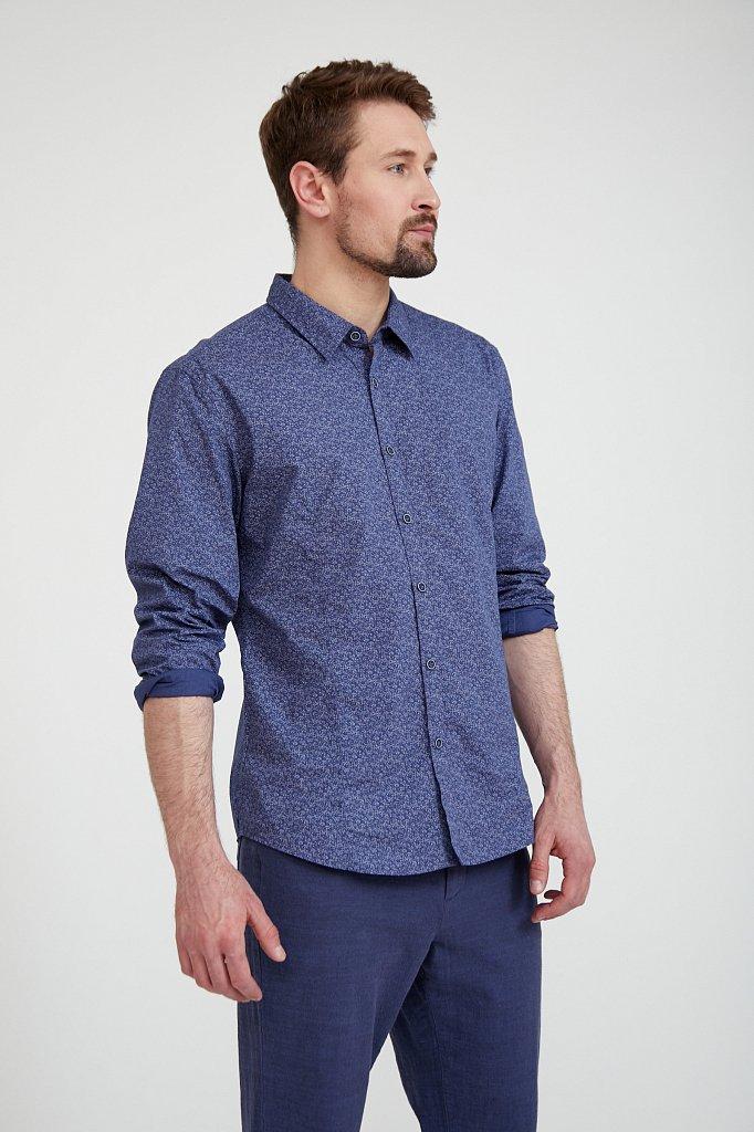 Рубашка мужская, Модель B20-22024, Фото №5