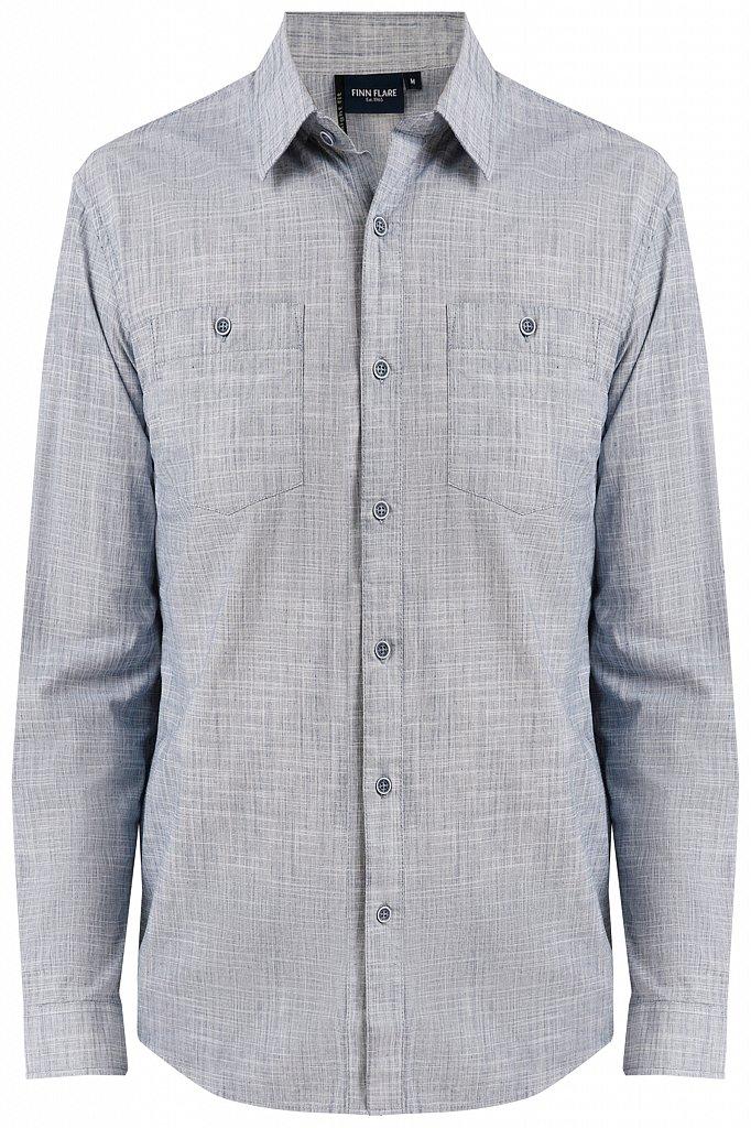 Рубашка мужская, Модель B20-22027, Фото №6