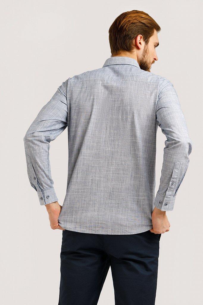 Рубашка мужская, Модель B20-22027, Фото №4