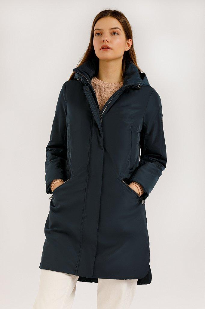Пальто женское, Модель B20-11003, Фото №1