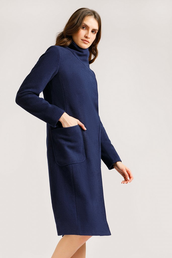 Пальто женское, Модель B20-11017, Фото №5