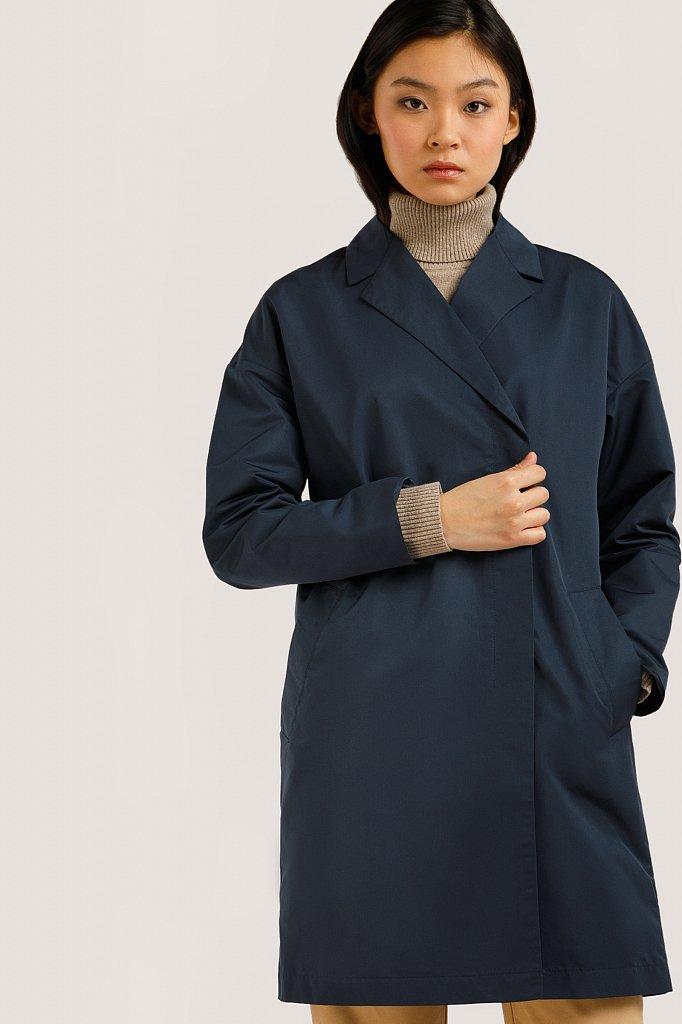 Плащ женский, Модель B20-12024, Фото №1