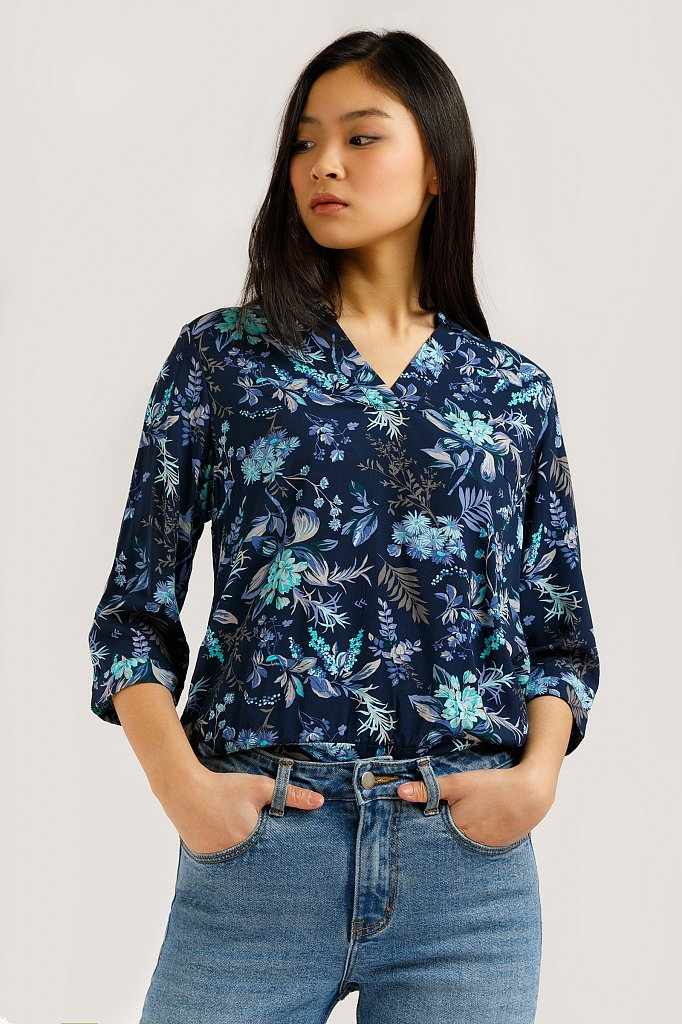 Блузка женская, Модель B20-12044, Фото №1